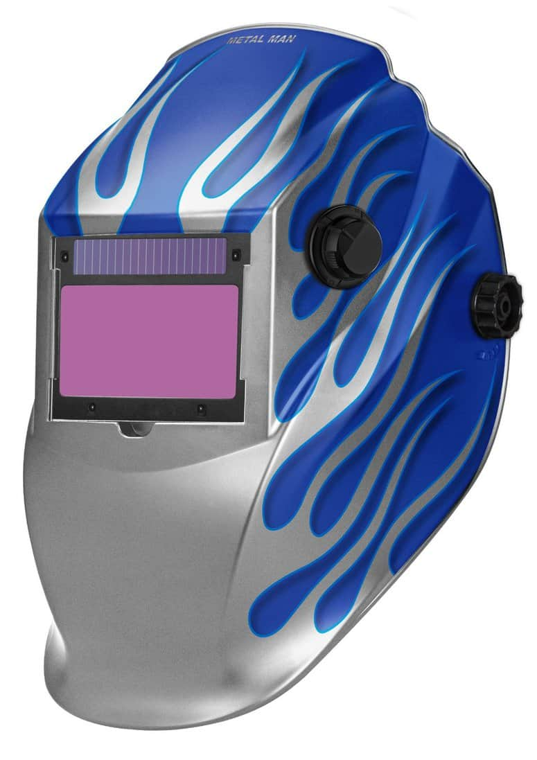 BLUE VARIABLE SHADE by Metal Man