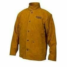 Lincoln Electric Brown Jacket