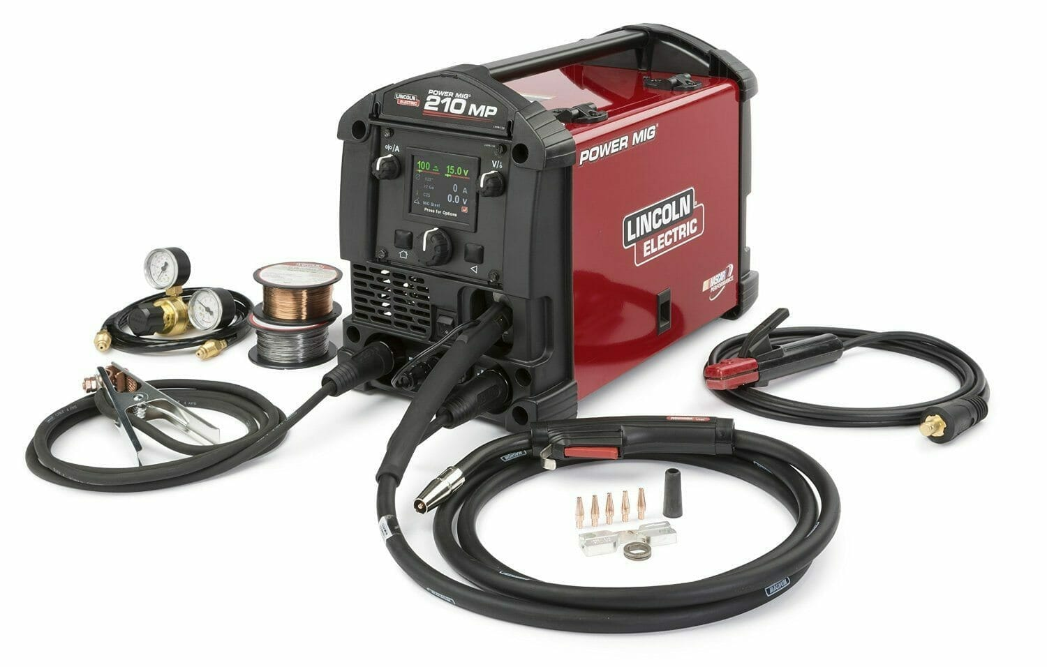 is the Lincoln Power Mig 210 a good welder?
