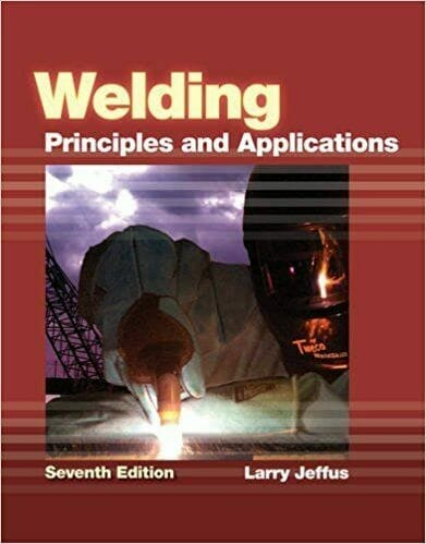 Welding Principles and Applications 7th Edition Red Front Cover