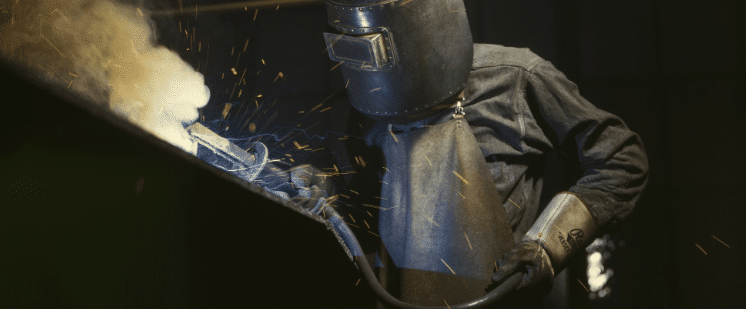 where is spot welding used