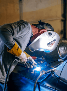 learn how to weld stainless steel